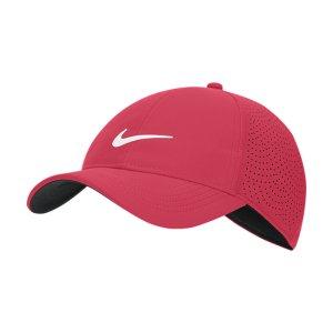 Женская бейсболка для гольфа AeroBill Heritage86 - Красный Nike
