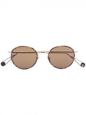 Солнцезащитные очки Place de la Opéra Ahlem. Цвет: коричневый