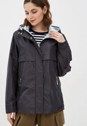 Куртка Chic & Charisma. Цвет: черный