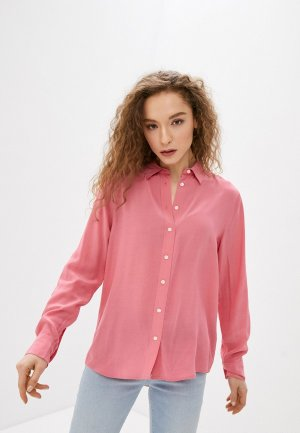 Блуза Gant. Цвет: розовый