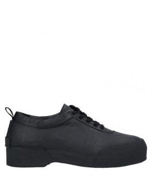 Кеды и кроссовки DRIES VAN NOTEN. Цвет: черный