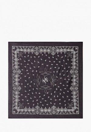 Платок Polo Ralph Lauren. Цвет: черный