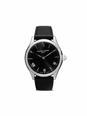 Наручные часы Smartwatch Gents Vitality 42 мм Frédérique Constant. Цвет: черный