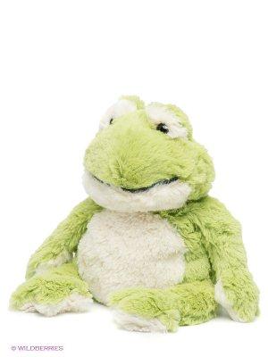 Игрушка-грелка Лягушка Cozy Plush