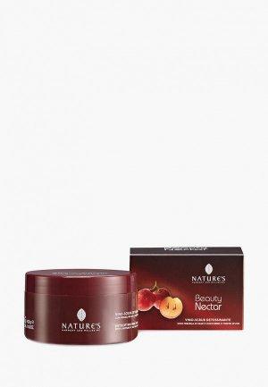 Скраб для тела Nature's Harmony and Wellbeing Beauty Nectar 420 г. Цвет: белый