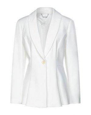 Пиджак ELIE TAHARI. Цвет: белый