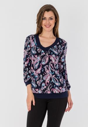 Пуловер S&A Style. Цвет: разноцветный