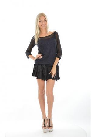 Платье COP.COPINE. Цвет: черный