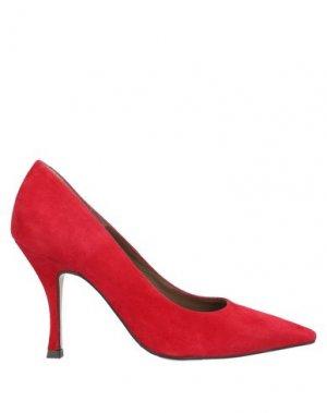 Туфли PEDRO MIRALLES. Цвет: красный