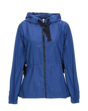 Куртка GEOSPIRIT. Цвет: ярко-синий