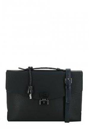 Портфель SILVANO BIAGINI. Цвет: черный