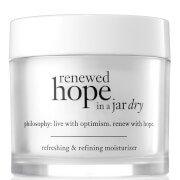 Увлажняющий крем для сухой кожи philosophy Renewed Hope in a Jar Moisturiser for Dry Skin 60 мл
