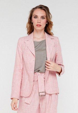 Пиджак Gregory. Цвет: розовый