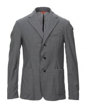 Пиджак BARENA. Цвет: свинцово-серый