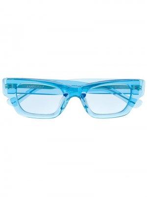 Солнцезащитные очки в прямоугольной оправе Ambush