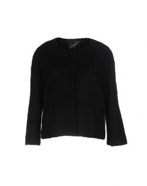 Пальто G.SEL. Цвет: черный