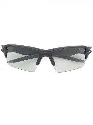 Фотохромные солнцезащитные очки Flak 2.0 Oakley. Цвет: черный