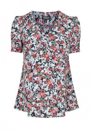 Блуза Topshop Maternity. Цвет: разноцветный