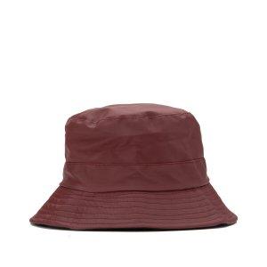 Шляпа La Redoute. Цвет: красный