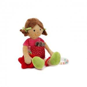 Развивающая игрушка Кукла Sigikid. Цвет: разноцветный
