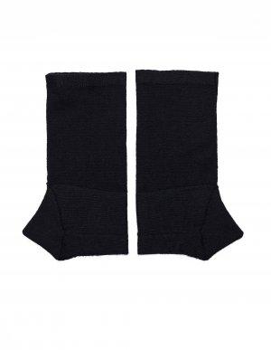 Черные перчатки без пальцев HG1-AK Acronym