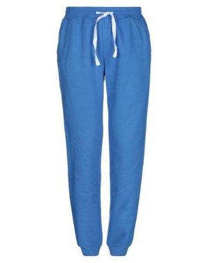 Повседневные брюки CASTELBAJAC. Цвет: лазурный