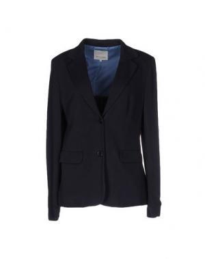 Пиджак HENRY COTTON'S. Цвет: темно-синий