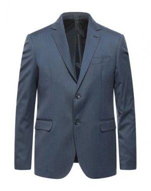 Пиджак GAZZARRINI. Цвет: грифельно-синий