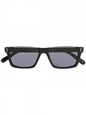 Солнцезащитные очки Sc0228s Stella McCartney. Цвет: черный