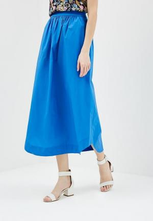 Юбка Baon. Цвет: синий
