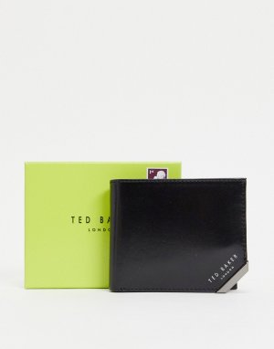 Черный бумажник Korning Ted Baker