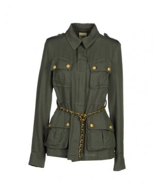 Куртка FEMME by MICHELE ROSSI. Цвет: зеленый-милитари