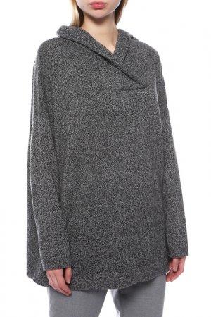Пуловер Marina Rinaldi. Цвет: серый меланж
