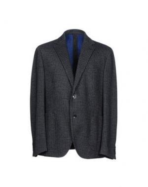 Пиджак CANTARELLI JERSEY PLANET. Цвет: черный