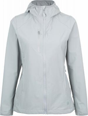 Ветровка женская Super Chockstone, размер 48 Mountain Hardwear. Цвет: серый