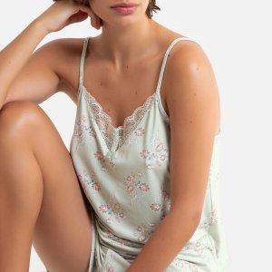 Пижама La Redoute. Цвет: разноцветный