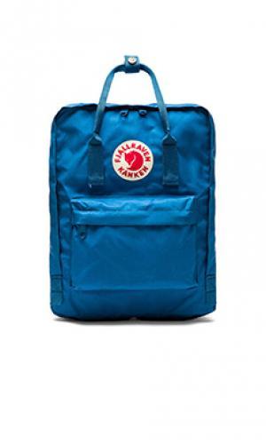 Рюкзак kanken Fjallraven. Цвет: синий