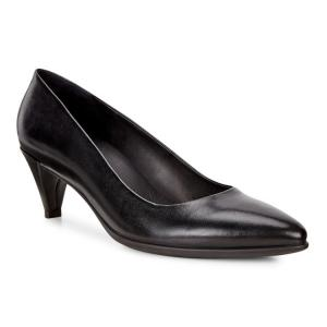 Туфли SHAPE 45 POINTY SLEEK ECCO. Цвет: черный