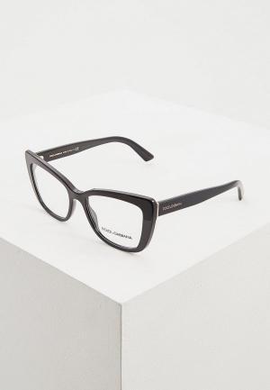 Оправа Dolce&Gabbana DG3308 501. Цвет: черный