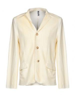 Пиджак BARK. Цвет: светло-желтый