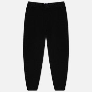 Мужские брюки Corduroy Cuffed Chino Calvin Klein Jeans. Цвет: чёрный