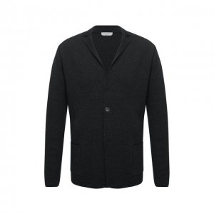 Шерстяной пиджак Gran Sasso. Цвет: серый