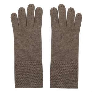 Перчатки Alla Pugachova AP33286-brown-grey-21Z