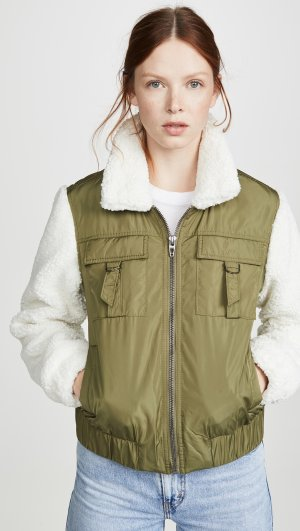 Take It Easy Jacket Blank Denim