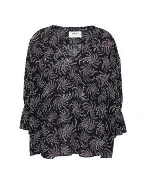 Блузка BA&SH. Цвет: черный
