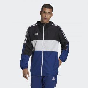 Ветровка Tiro Primeblue Sportswear adidas. Цвет: разноцветный