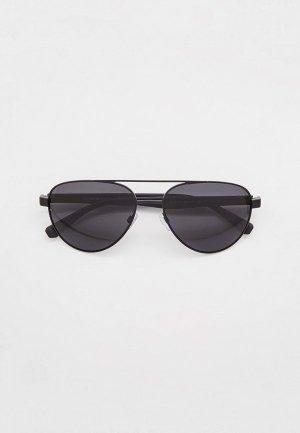 Очки солнцезащитные Emporio Armani EA2105 300187. Цвет: черный