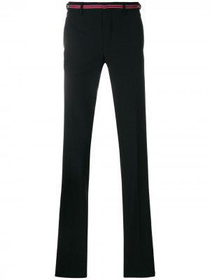 Классические брюки Givenchy. Цвет: черный