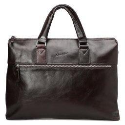 Портфель R98816 темно-коричневый GERARD HENON