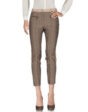 Повседневные брюки GUSTAV. Цвет: верблюжий